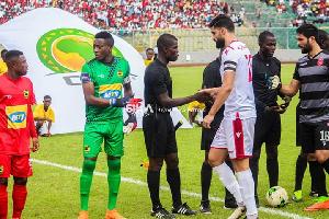 Asante Kotoko looking forward to upset their opponents