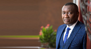 Chief Executive Officer of Special Ice, Ernest Sarpong