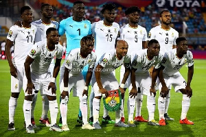 Black Stars will take on South Africa on Thursday night