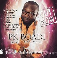 PK Boadi