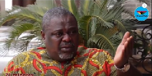 Former NDC Deputy General Secretary, Koku Anyidoho