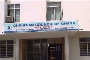 Christian Council of Ghana Head Office
