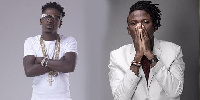 Dancehall rivals,Stonebwoy and Shatta Wale