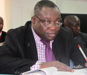 Former Ghana High Commissioner to India, Sam Pee Yalley