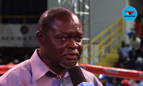 Rawlings is the 'prophet' in my life - Azumah Nelson