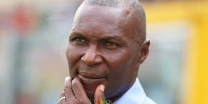 Hearts coach Edward Nii Odoom