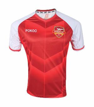 A relpica jersey of Berekum Arsenals