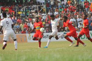 Asante Kotoko host Bechem United tonight