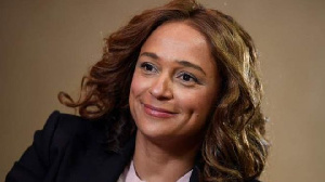 Isabel Dos Santos has stakes in oil & mobile phone companies and banks, mostly in Angola & Portugal