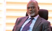 Ghanaian businessman, Dr. Kofi Amoah