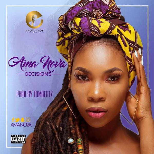 Ghanaian afrobeat songstress, Ama Nova