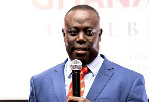 General Superintendent of the Assemblies of God Church,  Rev. Prof Frimpong-Manso