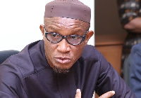 Mustapha Hamid, Inner Cities and Zongo Development Minister