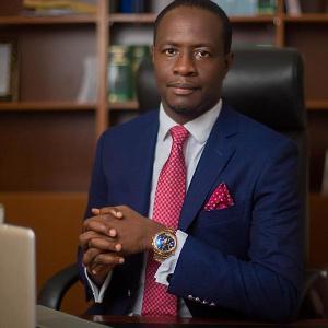 Fiifi Boafo, Public Affairs Manager, COCOBOD