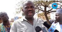 NDC National Organizer, Joshua Hamidu Akamba