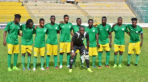 Aduana Stars will be hoping to defend the GPL title