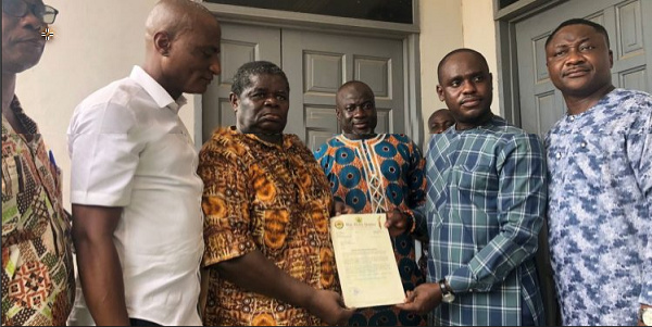 Henry Quartey pledges GH¢1,500 monthly support to Psalm Adjeteyfio until 2025