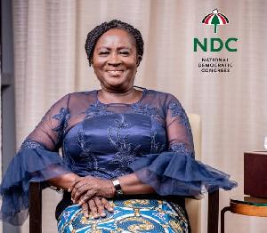 Former Education Minister, Professor Jane Naana Opoku Agyemang