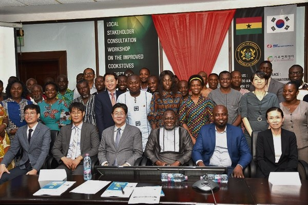 Ministry of Energy facilitates production of eco-friendly cookstoves