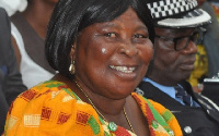 Akua Donkor, Founder of the Ghana Freedom Party