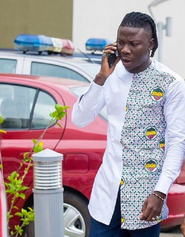 Stonebwoy unveils Bhim cloth exclusively for his fans