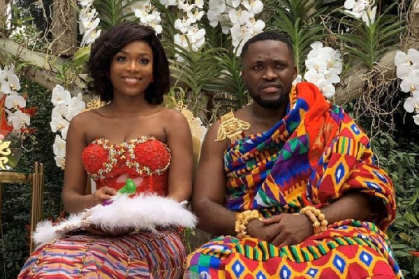 We want a private life - Kennedy Osei tells paparazzi