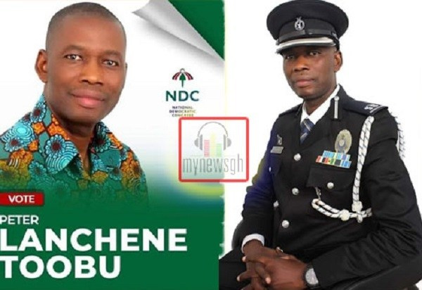 Today In History: Police officers in Ghana belong to political parties - Fmr IGP's Exe Sec