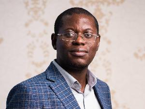 Vice President of IMANI, Bright Simons