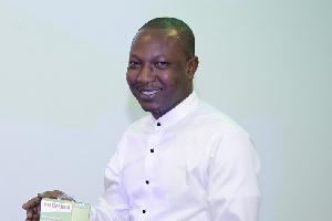 Albert Amekudzi, author