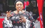 Member of Parliament for the Awutu Senya East Constituency, Mavis Hawa Koomson