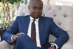 James Agyenim Boateng, Spokesperson of the NDC