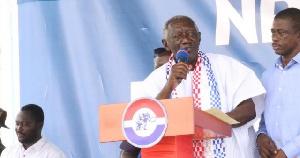 Former President, John Agyekum Kufour