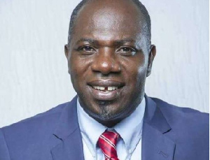 Mr Wilson Arthur, is the President of Division One league side, Skyy FC