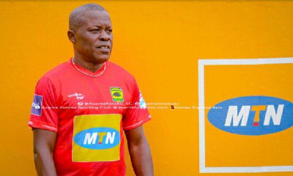 Johnson Smith takes over from Zachariassen as Asante Kotoko coach