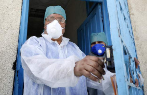 Coronavirus Algeria Medics