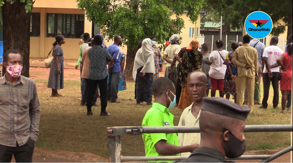 Coronavirus: Parents of Accra Girls students disappointed as they are turned away from taking their wards home