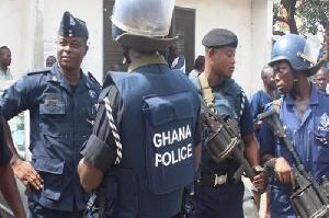 Ghana Police2019
