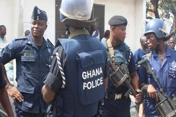 Ashanti Regional Police Command begin investigations into stadium shooting