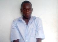 Iddrisu Ziblim was arrested for killing an 80-year-old man