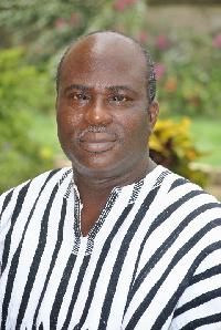 Ebenezer Okletey Terlabi, MP for Lower Manya