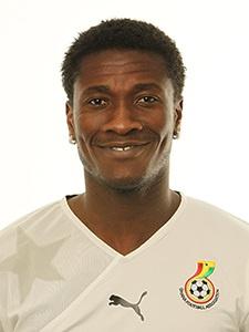 Asamoah Gyan Fifa