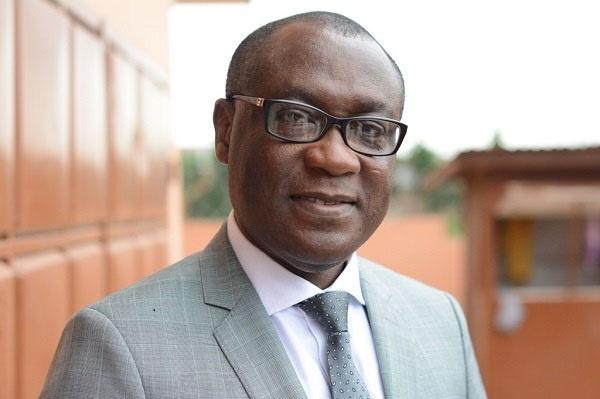 President of the Christian Council of Ghana, Dr. Ernest Adu-Gyamfi