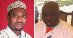 Alhaji Muntaka Mubarak Mohammed and Alhaji Seidu Alidu