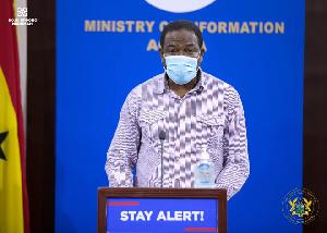 Samuel Kofi Dzamesi, Minister of Religious Affairs