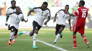 Black Stars B Atingah Adae Vincent Wafu