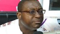 Yaw Buabeng Asamoah, Communications Director of the NPP