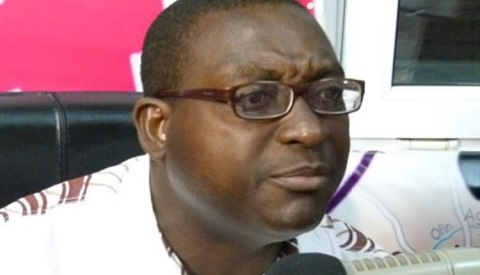Yaw Buaben Asamoa, Communications Director of the New Patriotic Party