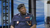 Tema Sector Commander of Customs, Godfred Okoh-Appiah
