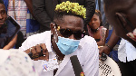 'I'm the last man standing' - Shatta Wale declares as he registers for voter ID card