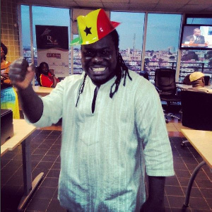 Obour, re-elected as MUSIGA President